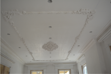 Historic Home Remodel and Restoration for Bayada Home Health Care – Update #8