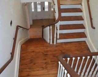 Bayada Update #11 – Moorestown NJ Historic Remodel highlights Staircase Renovation