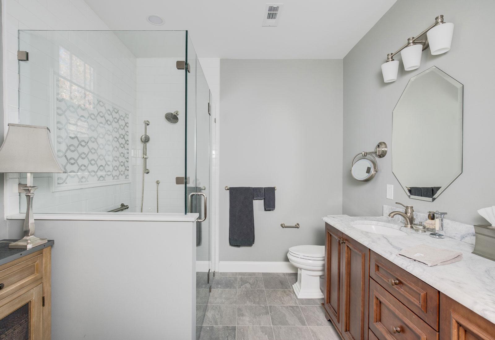 Bathrooms   R. Craig Lord Construction Co.