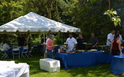 Fun at the Annual Picnic – hosted by R. Craig Lord Construction Company