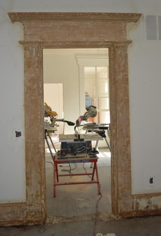 Bayada Home Health Care Historic Home Remodel Update #7