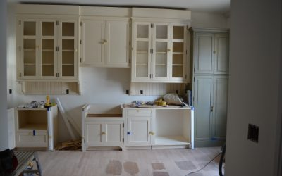 Historic Home Remodel for Bayada Home Health Care – Update #9