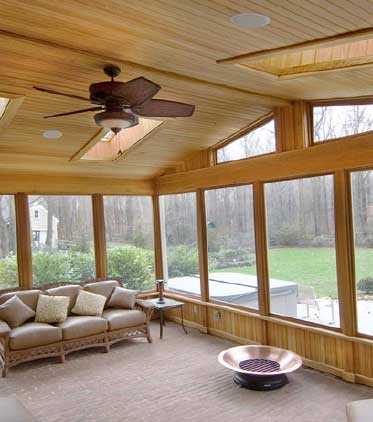 The All-Season Sunroom – Year 'Round Living