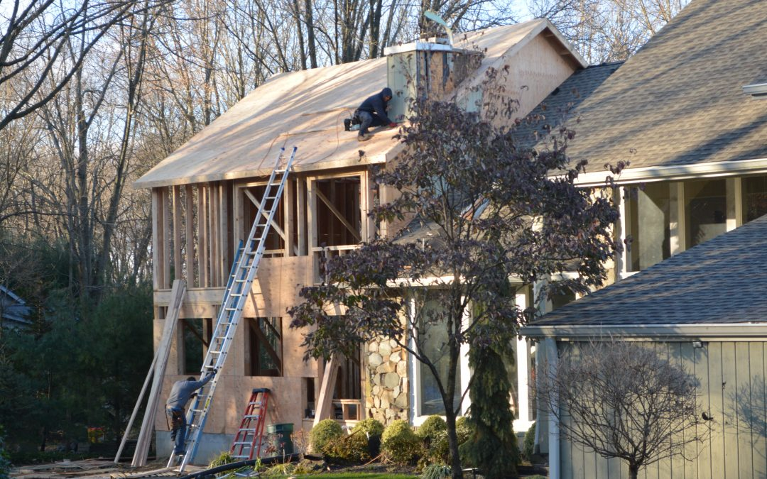 Movin' Right Along – Second Floor Framing in Moorestown
