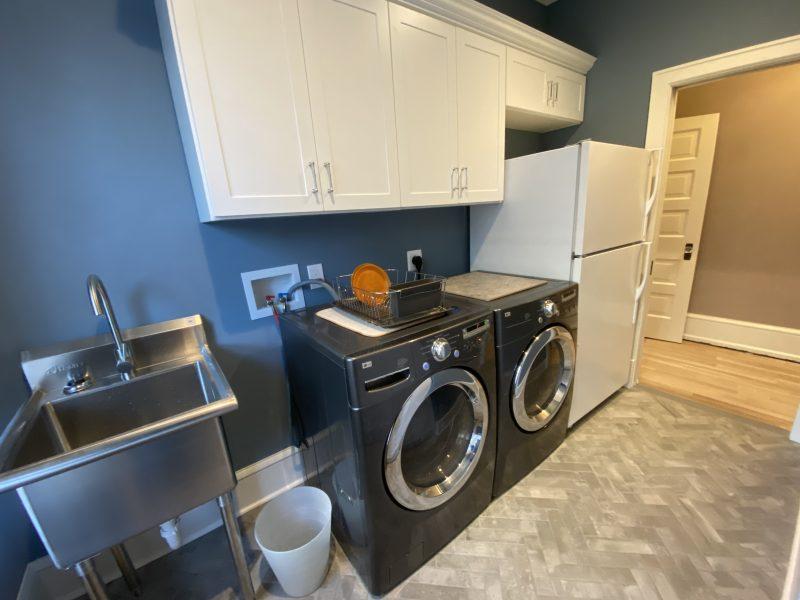 Lestini Laundry Room