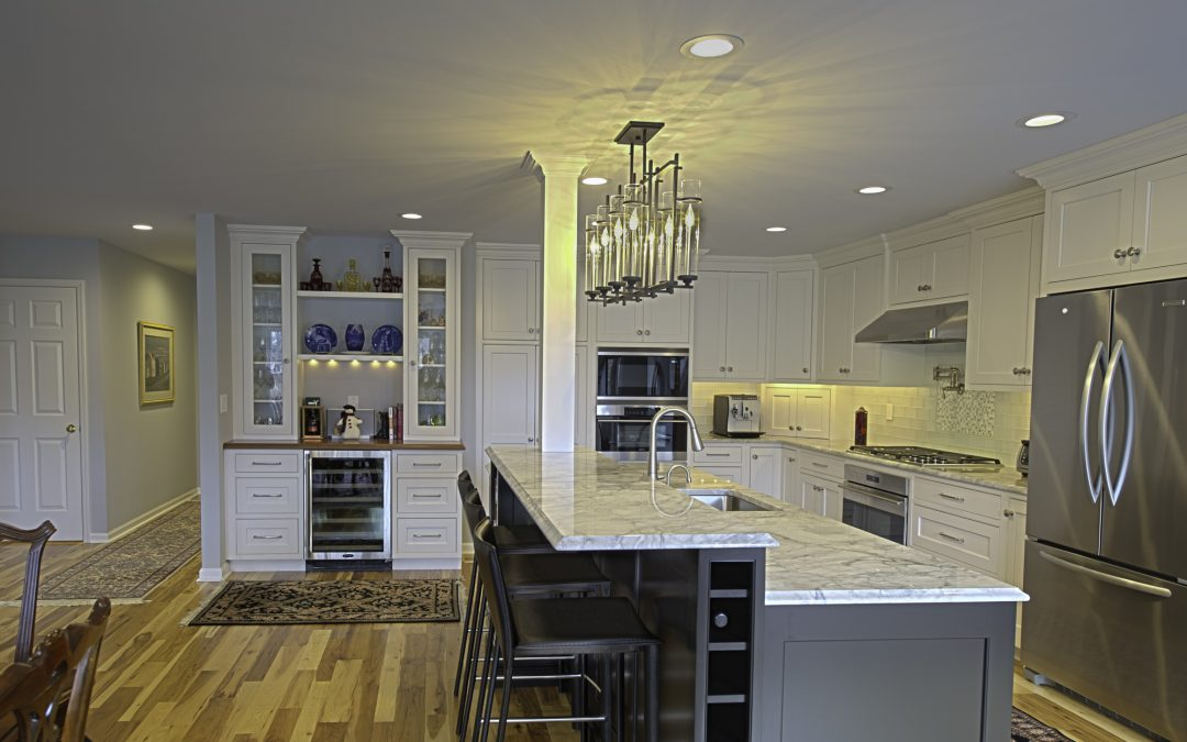 Kitchen Remodeling Continues to Trend in 2021