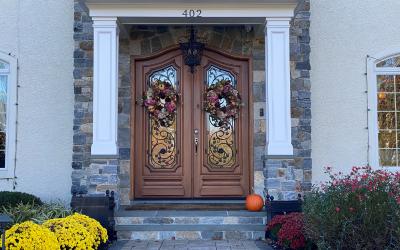 Top 3 Reasons to Update your Front Door