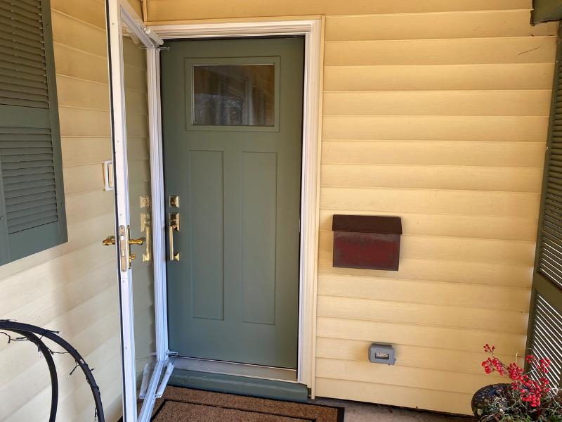 Salley Front Door