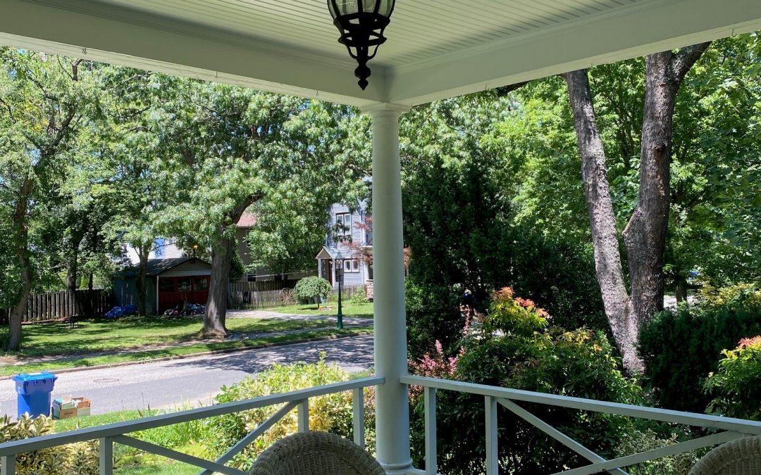 Front Porch Upkeep