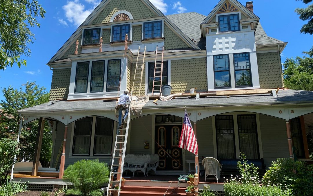 Replacing Trim on Historic Home